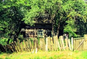 Huset til Rosalie.