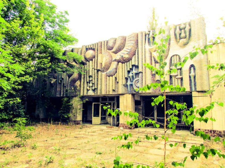 Kinoen i Pripyat