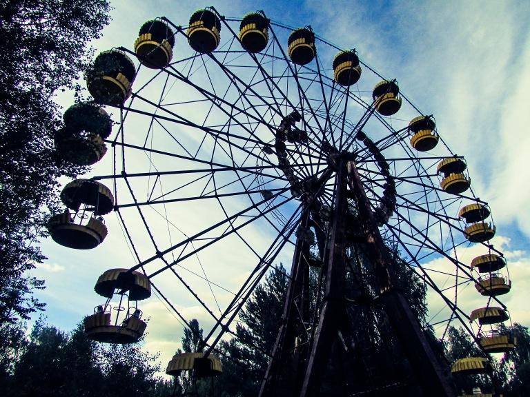 Pariserhjulet.